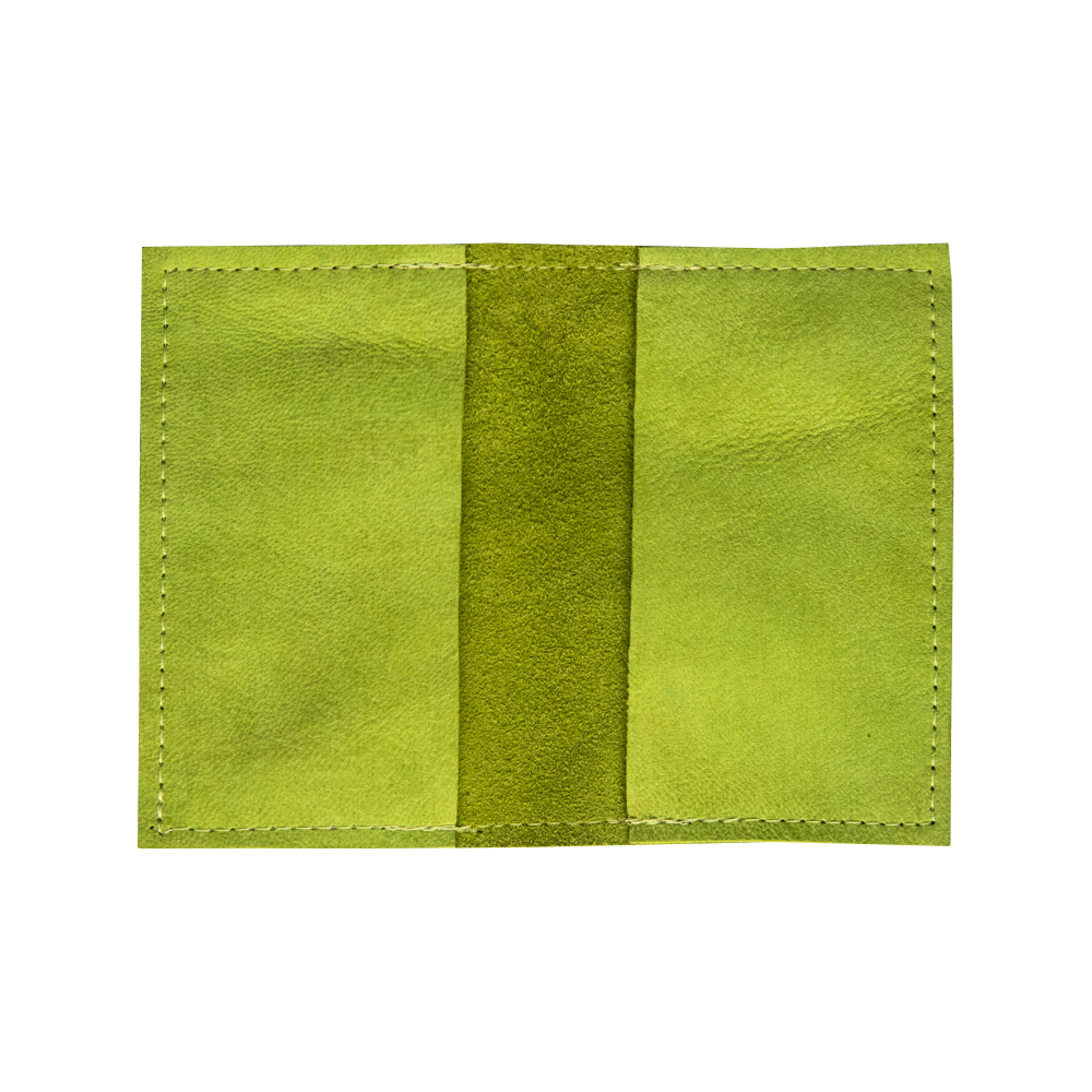 nahkainen lompakko