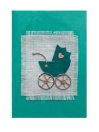 Kortit netistä - onnittelukortti vauvalle