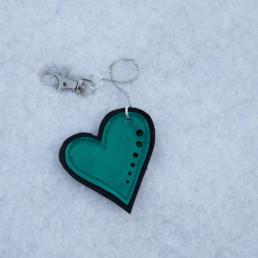 Vihreä sydänkoru
